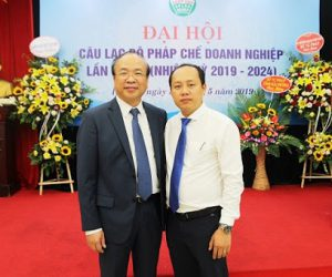 Chủ tịch Onekey & Partners được bầu làm Trưởng ban Kiểm tra CLB Pháp chế doanh nghiệp Việt Nam