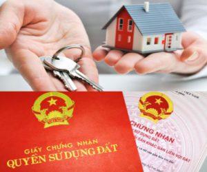 Dịch vụ làm sổ đỏ nhà chung cư ở đâu nhanh gọn nhất, đơn giản nhất?
